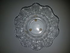 Lalique - ashtray phalsbourg