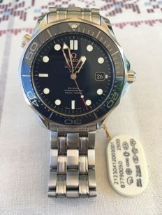 Omega Seamaster CERAMIC Bazel 7/2017 with papers.