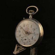 Messaggero - Zakhorloge - Heren - Open face - Ca. 1910