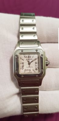 Cartier Santos Galbee Ref. 2423 – For ladies