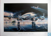 Kostbaarste item - Lockheed Starliner - Air France - Paris Orly 1959