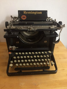 Remington 12 typewriter - USA - ca.1930