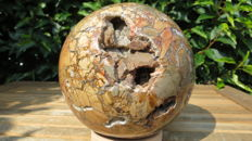 Exceptional Morondavite Sphere - 135 mm - 3160 gm