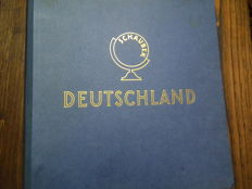Germany DDR 1949 / 1964  Collection in Schaubek album between 242 of 1949 and the 1028 of 1964 of the Unificato
