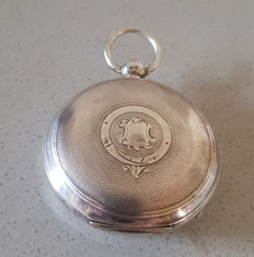 15. John Forrest, London - Savonette - Pocket Watch - England 1870