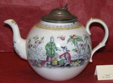 "Whittington Ford - Antique teapot ""OLD CHINA"" c. 1840"