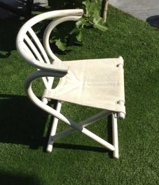 Attributed to Thonet - vintage folding chair