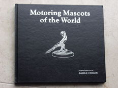 Book - Motoring Mascots of the World - hood ornaments and car mascots - 232 pag.