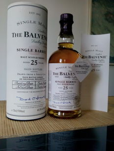 Balvenie 1974 single Barrel 25 years old