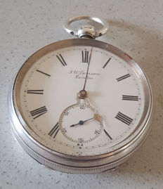 14. J.W.  Benson, London - The Lutgate Watch - Lepine Pocket Watch - England 1880