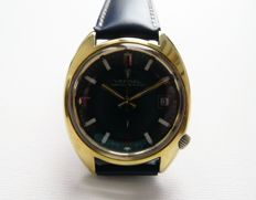VERDAL Tour de France Man's Dress Wristwatch Circa 1969