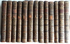 Jonathan Swift - The Works of Dr. Jonathan Swift - 13 volumes - 1766