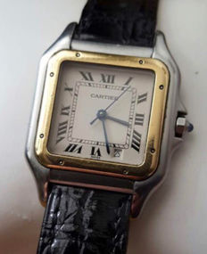 Cartier Panthere Ref. 1100 - Ladies Watch - year 1996