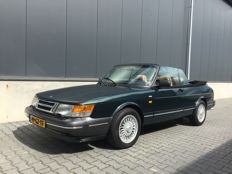 Saab - 900 Turbo Classic Convertible - 1992