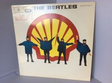 The Beatles very rare 'HELP!' Shell cover.