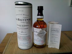 Balvenie 1979 single Barrel 15 years old - OB