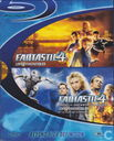 DVD / Video / Blu-ray - Blu-ray - Fantastic 4 / Rise of the Silver Surfer [volle box]