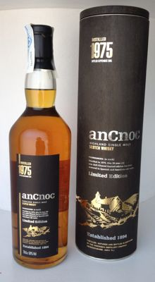 AnCnoc 1975 Limited Edition