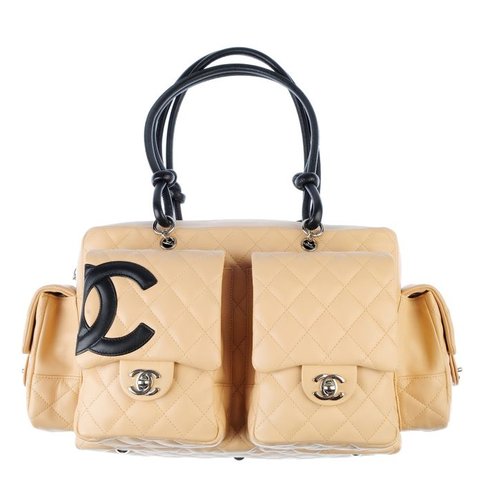 ee0e68ad9cafc7 Chanel: Cambon reporter bag - large model - Catawiki