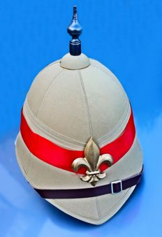 helmet custom colonial