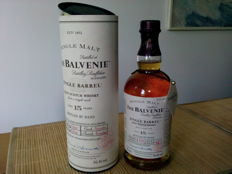 Balvenie 1980 single Barrel 15 years old