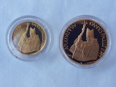 Vatican - Diptych 20 and 50 euro - 2004 (2 coins) - gold