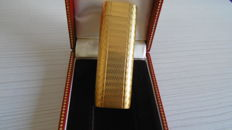 High range gold Cartier, new.