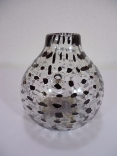 Carlo Scarpa for Venini - Roman murrine vase