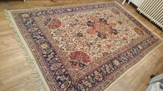 Magnificent Indian rug - 301/190 cm - hand knotted - very good condition`