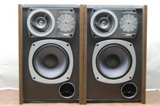 Capella speakers made by Bose.