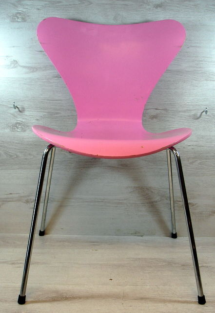 Arne Jacobsen, for Fritz Hansen  – butterfly chair