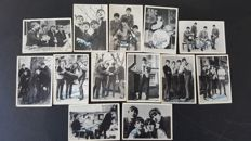 Beatles - collection of 13 original A & B C chewing um cards from the sixties.