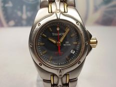 Tissot PR200 model no. P130/230 Divers WR200m - c.1990/2000s; - Ladies Swiss wrist watch