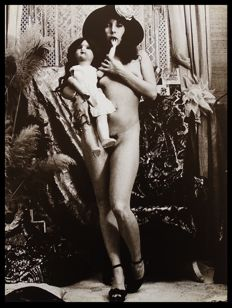 Photo; Irina Ionesco - Elisabeth - 1974