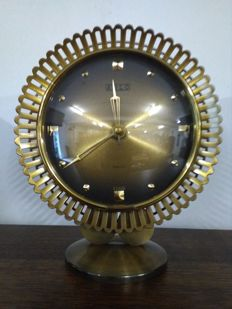 Vintage Swiss pendulette Solo - 8 days - 7 jewels - approx. 1960-1970