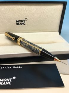 Montblanc Writer's Edition Alexandre Dumas Mechanical Pencil