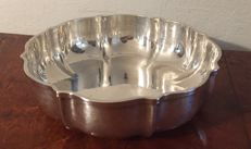 Dioni Italy Silverplate Large fruit or salad bowl
