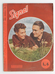 Signal 1945 issue number 2 Italian
