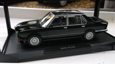 Norev - scale 1/18 - BMW M535 1980 - black