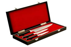 MO-V Chef's Knife Set, brings true Japanese Cutting Performance