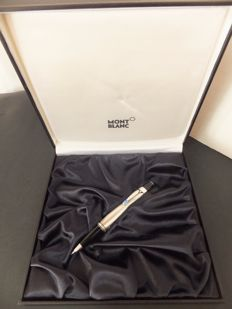 Rare Montblanc Boheme Mechanical Pencil Sterling Silver 925