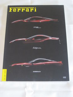 Lo Stile Ferrari - Official yearbook 2009