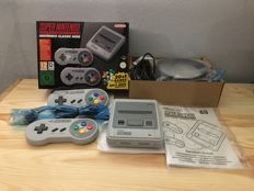 New: Super Nintendo Classic Mini Snes