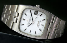 Omega Constellation Automatic Date Steel Mens Watch & Band