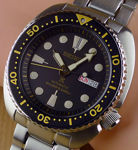 Check out our Seiko Prospex Automatic Diver's 200m wristwatch - Men's - In new condition