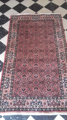 Beautiful hand-knotted Persian Bidjar carpet, 147 x 85 cm – Act now, don't miss it: no reserve price!