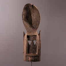 Old Gomintogo rhinoceros DOGON mask. - Mali