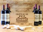 Regardez 2014 Chateau de Pez, Saint-Estephe - 6 Bottles in original case