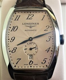 Longines - Evidenza Automatic, 34x40 mm - L 2.729.4 - 男士 - 2000-2010