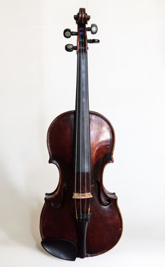 French Violin by Andreas Reynaud 1779 Tarascone